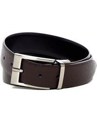 A.Testoni - Leather Belt - Lyst