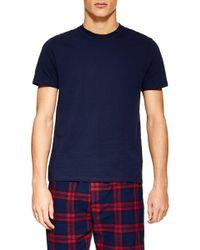 TOPMAN - Two-piece Pajama Set - Lyst