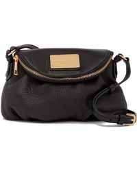 Marc By Marc Jacobs   Classic Mini Leather Messenger Bag   Lyst