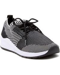 Steve Madden - Narly Knit Sneaker - Lyst