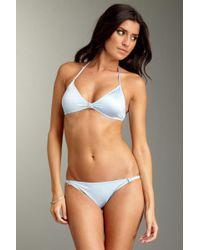 Shay Todd - Rhinestone Glamour Bikini Set - Lyst
