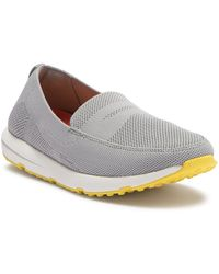 907d99f1e01 Lyst - Swims Breeze Leap Knit Penny Loafer in Blue for Men