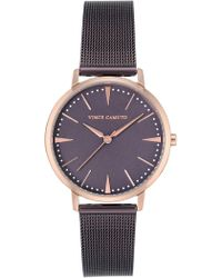 Vince Camuto - Women's Analog Quartz Mesh Bracelet Watch, 26mm - Lyst