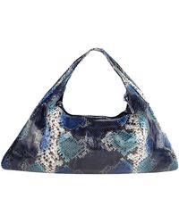 Cashhimi - Python Shoulder Bag - Lyst