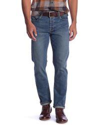 Current/Elliott - Slim Straight Fit Jeans - Lyst