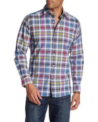 Haspel - Oak Regular Fit Shirt - Lyst