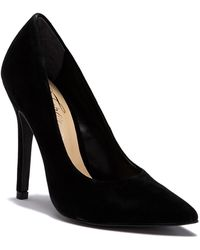 Fergie - Alexi Pointed Toe Pump - Lyst