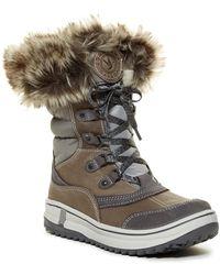 Santana Canada - Myrah Faux Fur Lined Boot - Lyst