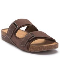 30257b0c31a5 Easy Spirit - Peace Slide Sandal - Wide Width Available - Lyst