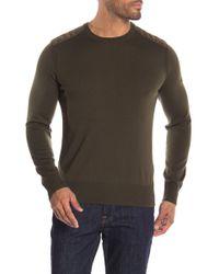 Belstaff - Kerrigan Wool Sweater - Lyst