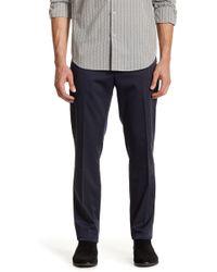 "Perry Ellis - Ultra Slim Solid Techno Pants - 30-34"" Inseam - Lyst"