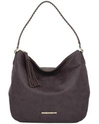 Elaine Turner   Madelyn Leather Shoulder Bag   Lyst