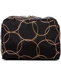 LeSportsac - Extra Large Rectangular Cosmetic Case - Lyst