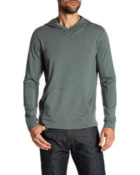 Quinn - Lightweight French Terry Hoodie - Lyst