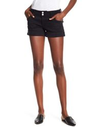 Hudson Jeans - Ruby Mid Thigh Shorts - Lyst