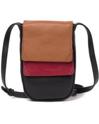 Kooba - Mini Leather Crossbody Bag - Lyst