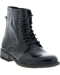 Blackstone - Lace-up Boot - Lyst