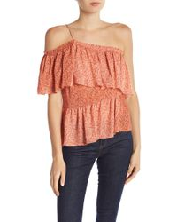 Joie - Jakinda One Shoulder Top - Lyst