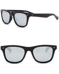 Cole Haan - Polarized 51mm Retro Sunglasses - Lyst