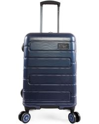 """Original Penguin - Oliver Collection 21"""" Carry-on Luggage - Lyst"""