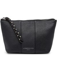 Liebeskind Berlin - Maine Double Dye Leather Cosmetic Bag - Lyst