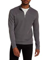Agave - Butte 1/4 Zip Pullover - Lyst