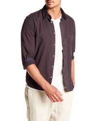 Benson - Voile Regular Fit Shirt - Lyst
