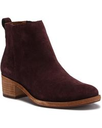 Kork-Ease - Mindo Leather Chelsea Bootie - Lyst