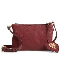 Tommy Bahama - Marrakech Leather Crossbody Wallet - Lyst