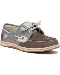 Sperry Top-Sider | Songfish Wax Boat Shoe | Lyst