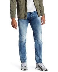 DIESEL - Waykee Sweat Jeans - Lyst