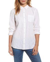 Caslon - Button Up Shirt - Lyst