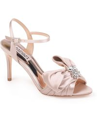 Badgley Mischka - Samantha Strappy Sandal (women) - Lyst