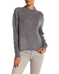 360cashmere - Delanie High Neck Cashmere Sweater - Lyst