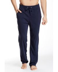 Bread & Boxers - French Terry Pants - Lyst