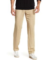 Tommy Bahama - 'la Jolla' Flat Front Trousers - Lyst