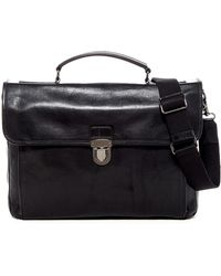 Frye - Stanton Top Handle Leather Bag - Lyst