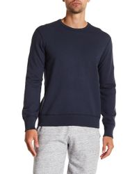 Reigning Champ - Midweight Crew Neck Pullover - Lyst