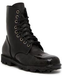 DIESEL - Hardkor Steel Toe Boot - Lyst