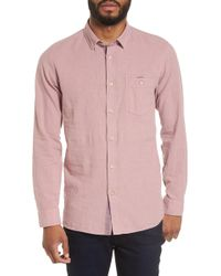 Ted Baker - Carwash Modern Slim Fit Sport Shirt - Lyst
