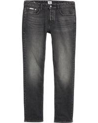 Calvin Klein Jeans - Skinny Jeans (dark Stone) - Lyst
