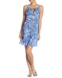Maaji - Biscuit Lion Short Dress - Lyst