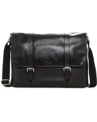 Cole Haan - Leather Messenger - Lyst