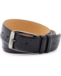Mezlan - Perseo Leather Belt - Lyst