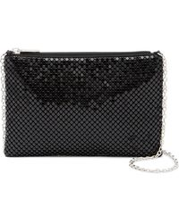 Jessica Mcclintock | Patti Chain Mesh Crossbody & Power-on-the-go Charging Pack | Lyst