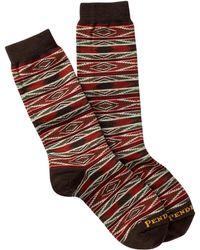 Pendleton - Rio Canyon Crew Socks - Lyst