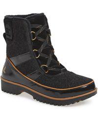 Sorel - Tivoli Ii Waterproof Faux Shearling Boot - Lyst