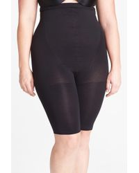 Spanx | In-powerment High Waisted Mid-thigh Short | Lyst