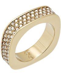 Swarovski - Vio Ring - Size 8 - Lyst