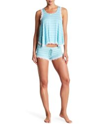 Honeydew Intimates - All American Shortie Pyjama 2-piece Set - Lyst
